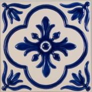 Decor ceramica pictat manual - model 4