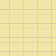 Mozaic culoare banana, mat