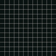 Mozaic culoare nero mat