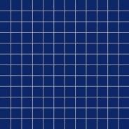 Mozaic culoare cobalto, mat