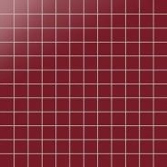 Mozaic culoare granato, lucios