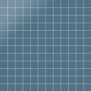 Mozaic culoare navy, lucios