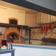 Cuptor profesioanal de pizza Forno d'Oro + placute Manolo Manufaktura